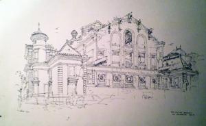 Gare du Sud Nice Geraldine Sadlier 2011