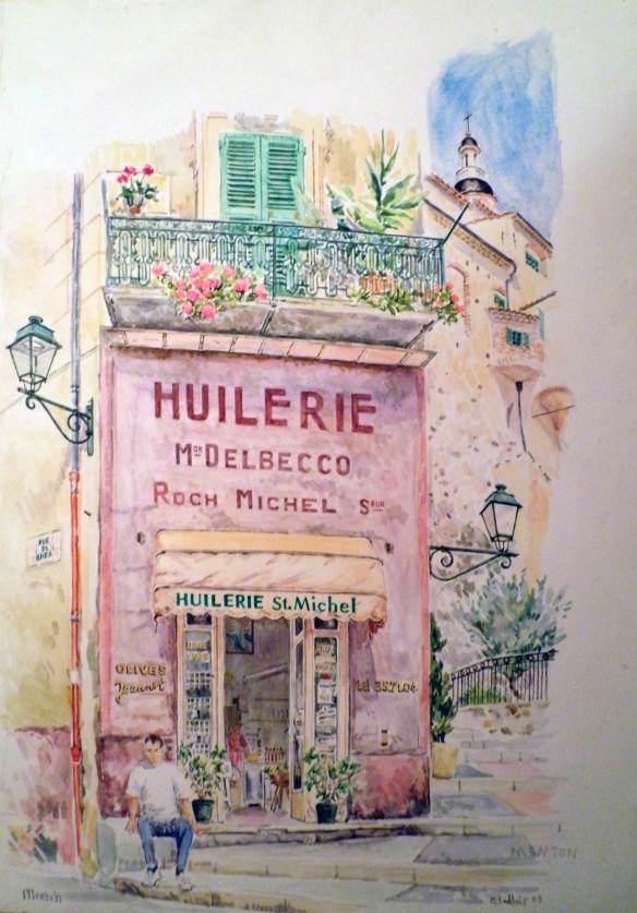 Huilerie Menton, Geraldine Sadlier