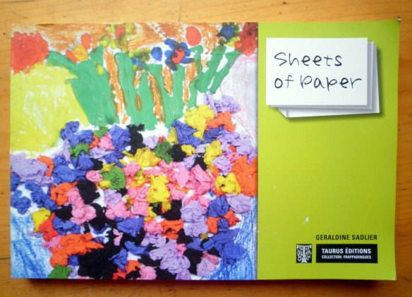 Sheets of Paper 2008 Book by Geraldine Sadlier